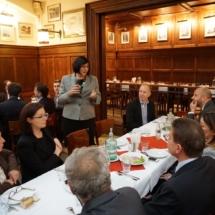 Spotkanie Izby Handlowej Izrael-Polska w dniu 27-10-2014