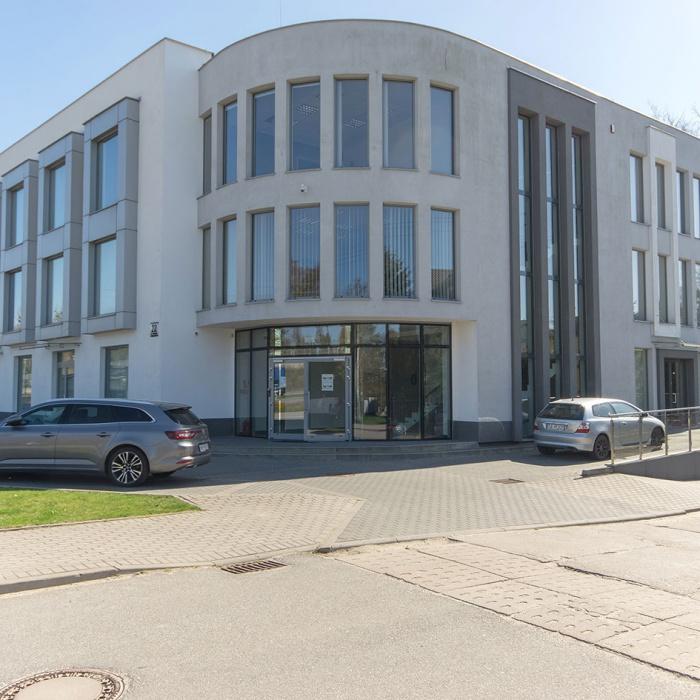 Budynek biurowy w Gdyni